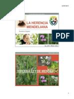 La Herencia Mendeliana #4