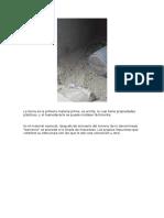 Informe Cantera Morropon