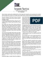 Battlefleet Gothic Tactics Torpedo