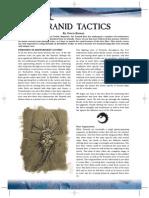 Battlefleet Gothic Tactics Tyranids
