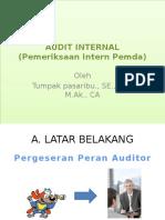 Audit Internal Pemda