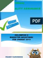 Audit Internal Sebagai Audit Quality Assurance