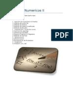 Portafolio de Métodos Numéricos II