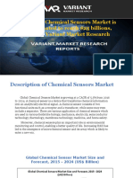 Global Chemical Sensor Market