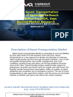 Global Smart Transportation System