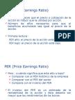 04 PER (Price Earnings Ratio)