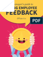Manager Guide Employee Feedback