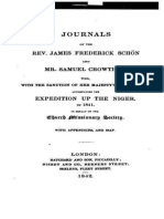 Journal of Rev. Samuel Crowther