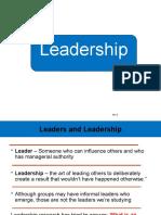 0. Leadership - MAS-wip
