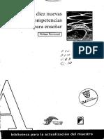 Perrenoud 10 nuevas competencias.pdf