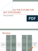 Chp-12 Key Ideas the Future for ISIT Strategies