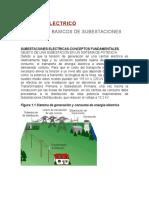 Conceptos Basicos de Subestaciones Electricas