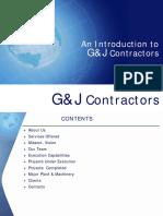 G&J Contractors