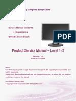 Benq G920HDA Monitor Lcd