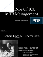Role of ICU