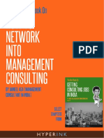 The Best Book on Getting Consulting Jobs in India Sample