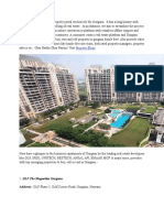 Buy / Sell / Rent Property In Gurgaon with Pickahome