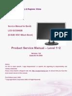 Benq G2320HDB Monitor Lcd
