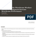 Empowering the Warehouse Worker