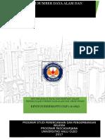 Resume Analisis Biaya Dan Manfaat Pengeloaan SDA Dan Lingkungan