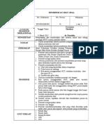 02. Sop Pemberian Obat Oral (Sdh Revisi)