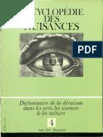 Encyclopédie des Nuisances - Fascicule 4 - Août 1985.pdf
