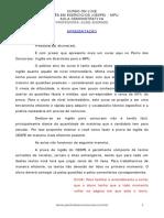 Aula 00 - Curso on Line Inglês Em Exercícios (Cespe) - Mpu - Prof Aline Andrade
