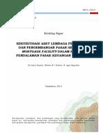 Sekuritisasi Aset Revisi Revisi Final Juni 5 2013