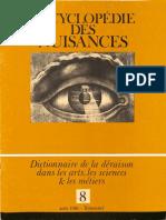 Encyclopédie des Nuisances - Fascicule 8 - Août 1986.pdf