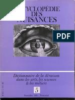 Encyclopédie des Nuisances - Fascicule 5 - Novembre 1985.pdf