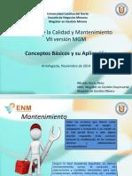 1 Conceptos Basicos y Aplicacion - Gestion Mantenimiento Nibaldo Flores