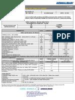 CEM data sheet