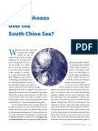 More Typhoons South China Sea