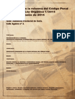 Programa Jornada Reforma Penal