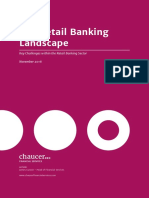 Chaucer.financialServices.whitePaper.theretailBankingLandscape.2016.11