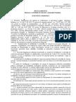 Regulament comert (proiect)
