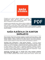 NS Program NasaRjesenja