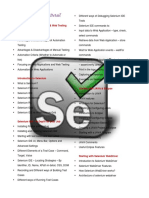 Selenium Testing Training in Hyderabad
