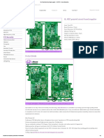 8L HDI Printed Circuit Board Supplier - HDI PCB - Heros Electronics