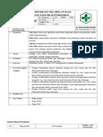 2.3.6.2 SOP Komunikasi Visi Misi Tujuan Dan Tata Nilai