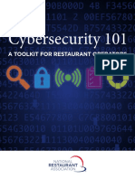 A Toolkit for Restaurant Operators - Cybersecurity101