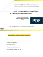 Corrosion and Water Chemistry-D.gomez