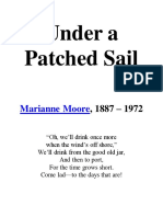 Under a Patched Sail