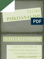 PSIKOANALISIS