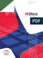 Brochura Bloco