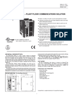 REDLION - PTV Product Manual