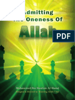 oneness of Allah