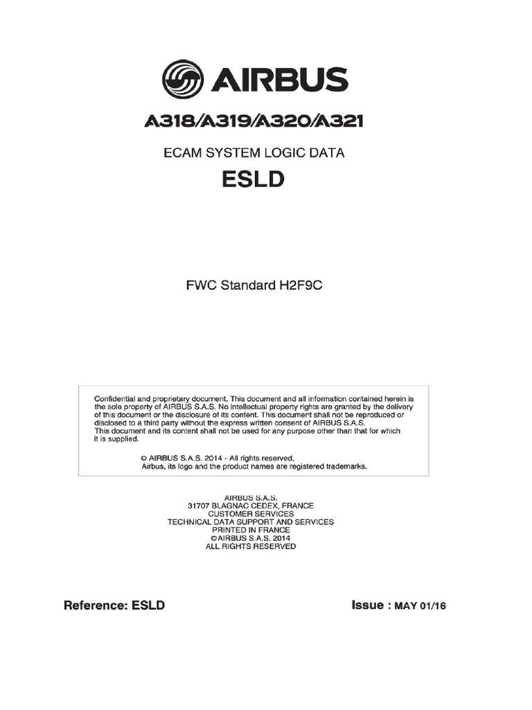A320 Ecam System Logic Data Esld Wire Diagram For Fan 77075 3