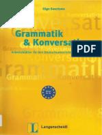 Grammatik & Konversation 2