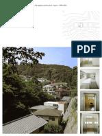 C7. RYUE NISHIZAWA, House in Kamakura, Kanagawa Prefecuture, Japon, 1999-2001